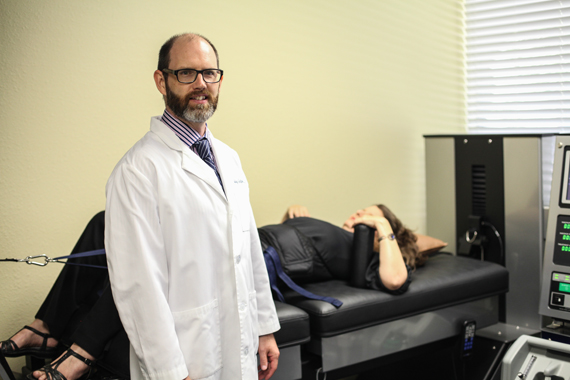 Non-Surgical Spinal Decompression San Diego